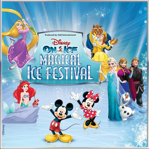 Disney On Ice presents Magical Ice Festival: shines with an enchanting mix  of Disney royalty