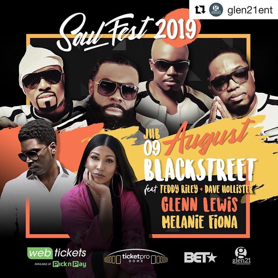UPCOMING SOULFEST CANCELLED