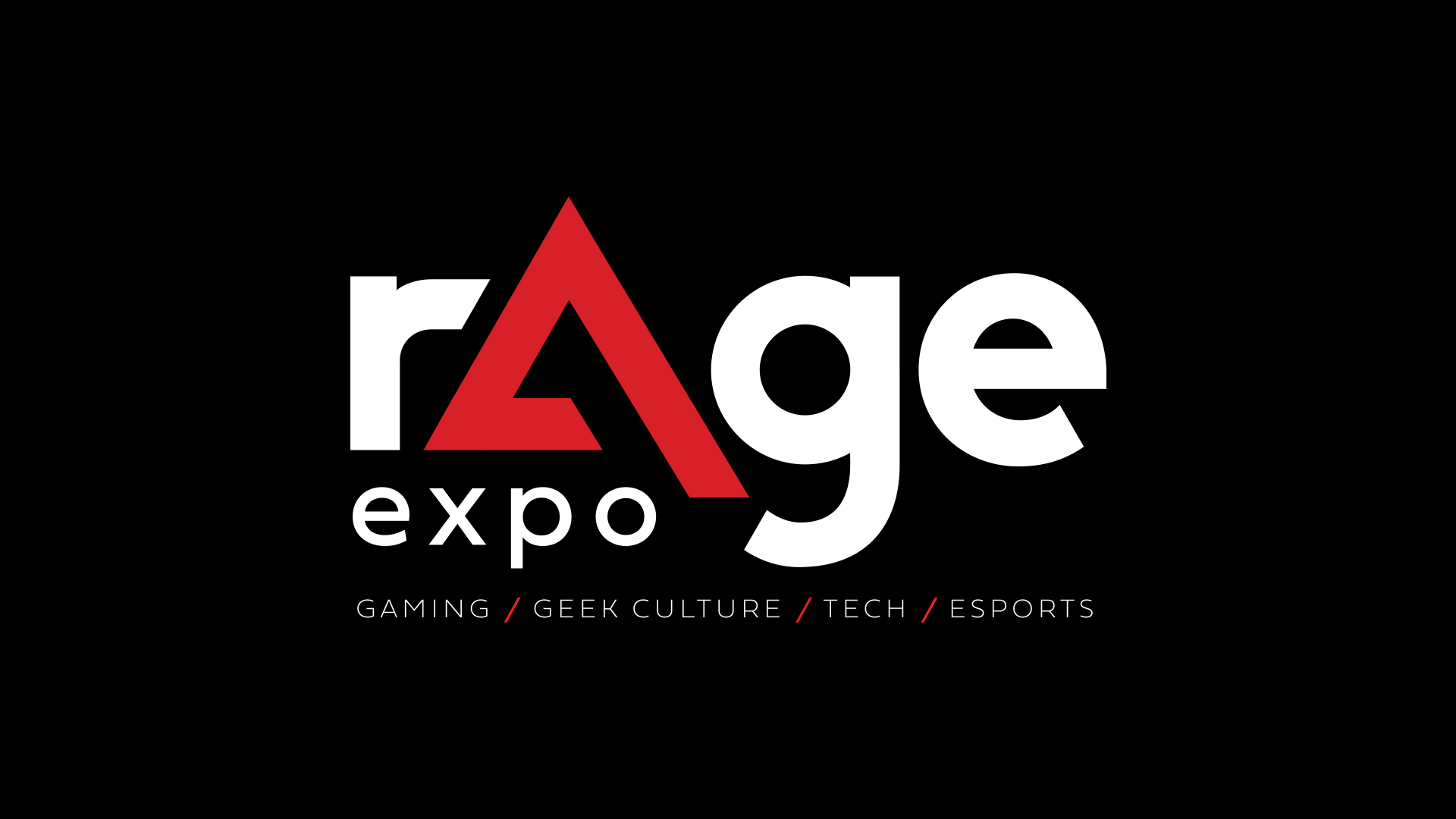 Rage Expo – Ramped up with a new look and feel and more game than ever before
