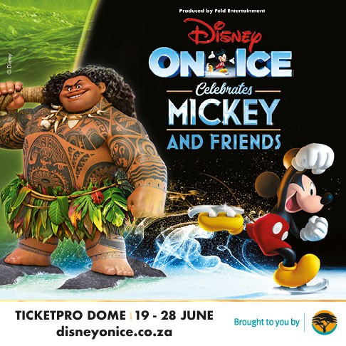 Relive Your Favourite Disney Memories Alongside Mickey Mouse in  Disney On Ice celebrates Mickey and Friends